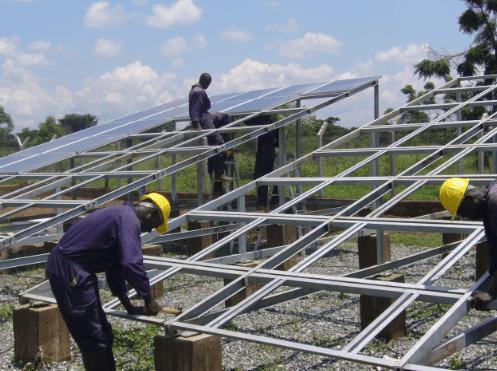 Solar Energy for Uganda